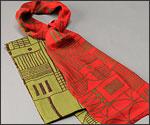 スカーフの写真