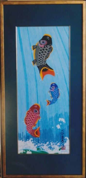 渋谷鯉のぼり