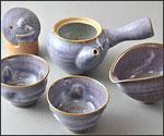 茶器セットの写真