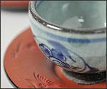 茶托の写真