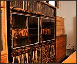 和茶箪笥の写真