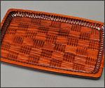 角盆(長方形)の写真