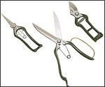 剪定鋏の写真