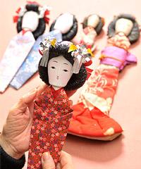 姉様人形の写真