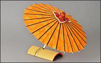 ミニ和傘の写真